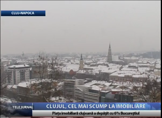 preturi imobiliare Cluj